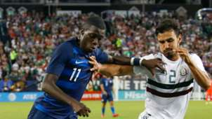 Tim Weah USA Mexico 09192018