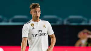 Marcos Llorente Real Madrid 2018-19