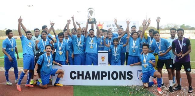 U-15 Youth League India