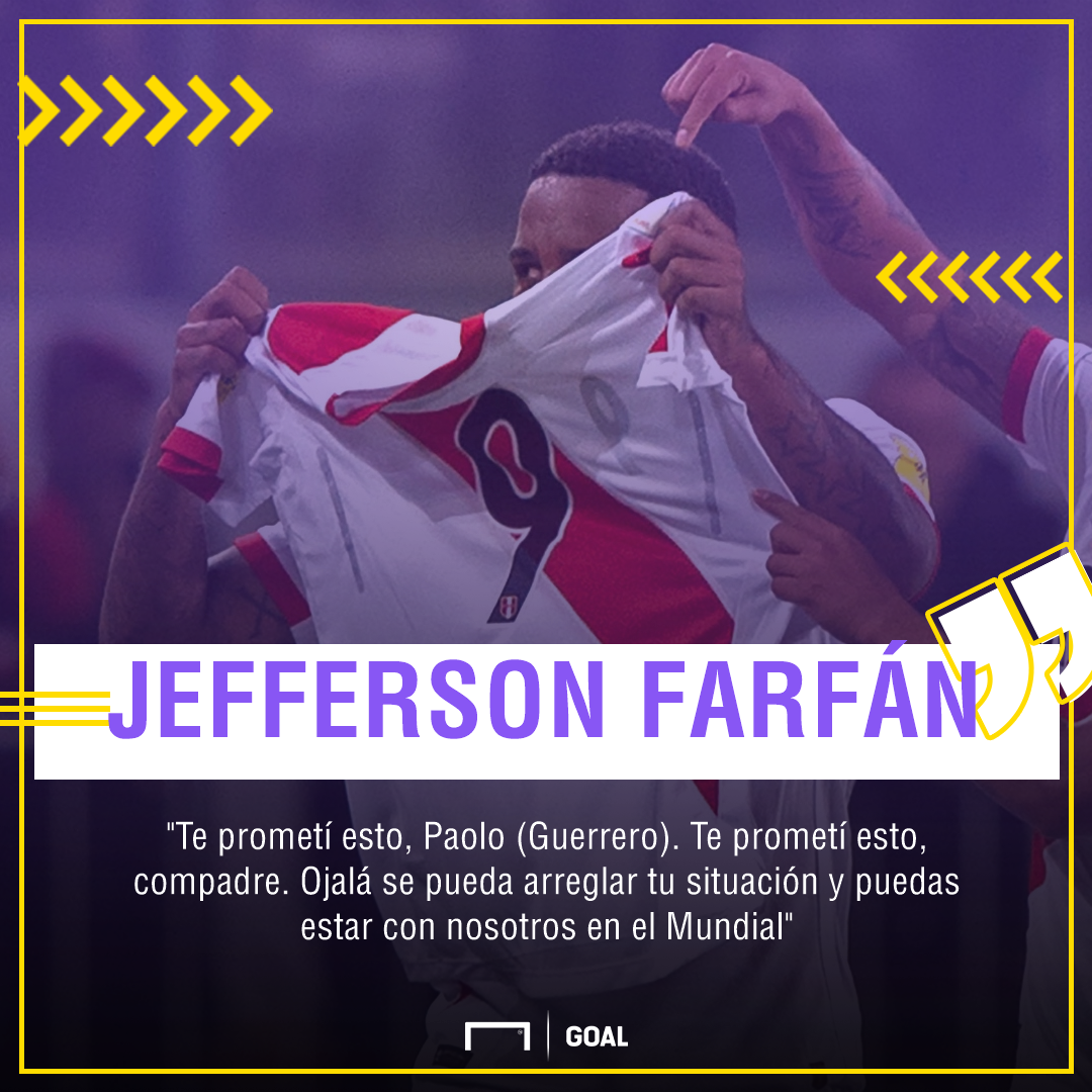 Jefferson Farfán PS