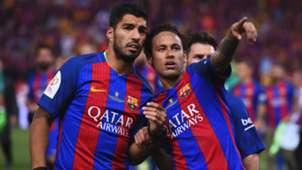 Luis Suarez Neymar Barcelona