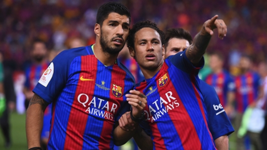 Barcelona transfer news  Luis Suarez says Neymar return would be ... 7d55aa439ff