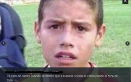 Memes James Rodríguez