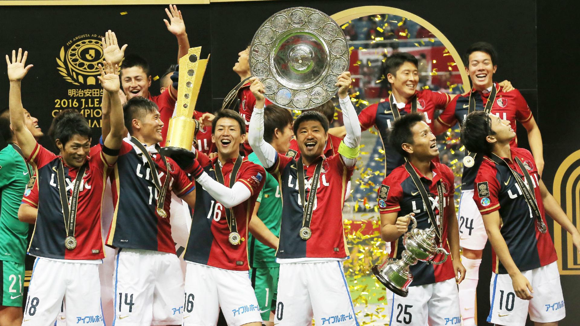 Kashima Antlers J.League 03122016