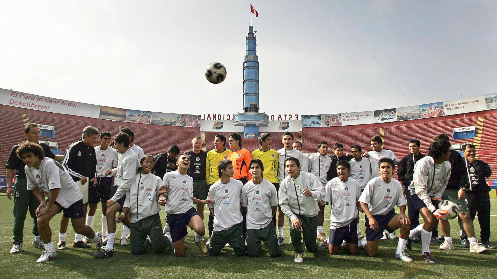 México Sub 17 2005