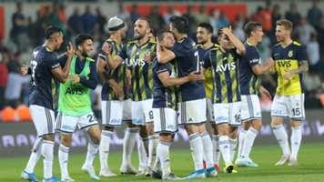 Basaksehir Fenerbahce Turkish Super League 24082019