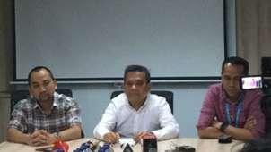Risha Adi Wijaya, Berlinton Siahaan & Tigorshalom Boboy - PT Liga Indonesia Baru