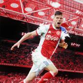 Huntelaar Ajax GFX