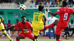 Caf Champions League: Pillars surprised by Kotoko goals - Anaemena Nzube