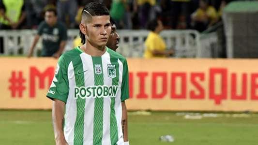 Jorman Campuzano Atlético Nacional Liga Águila 2018