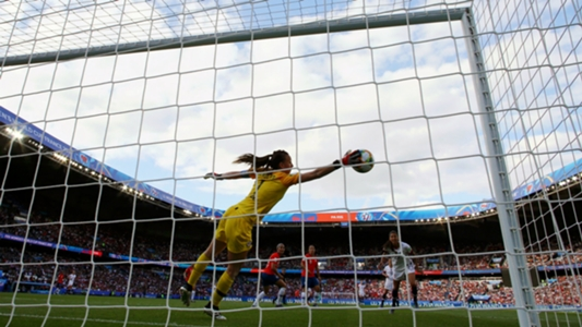 The goals are exactly the size they need to be' - USWNT