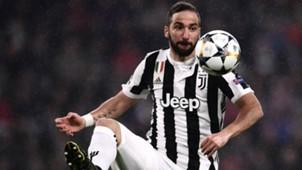 Higuain Juventus Real Madrid Champions League