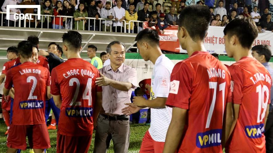 Hoàng Anh Gia Lai hợp tác với CLB của Van Persie, sẽ sớm đưa cầu thủ tới Hà Lan