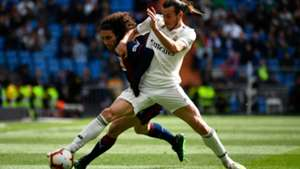 MARC CUCURELLA EIBAR GARETH BALE REAL MADRID