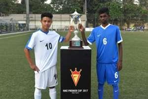 Premier Cup trophy