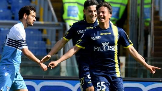 Chievo, Vignato nel segno... di Totti: dalla battuta del capitano della ...
