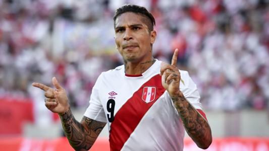 Paolo Guerrero Peru 03062018