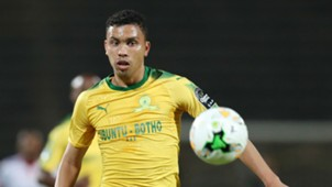 Ricardo Nascimento, Mamelodi Sundowns, May 2018