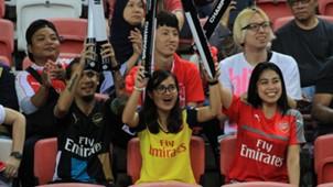 Arsenal Fans Singapore
