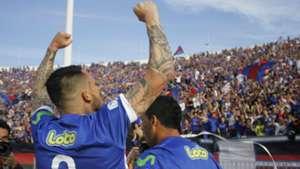 Mauricio Pinilla 230917 Universidad de Chile Everton