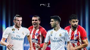 UEFA Super Cup 2018 - Goal