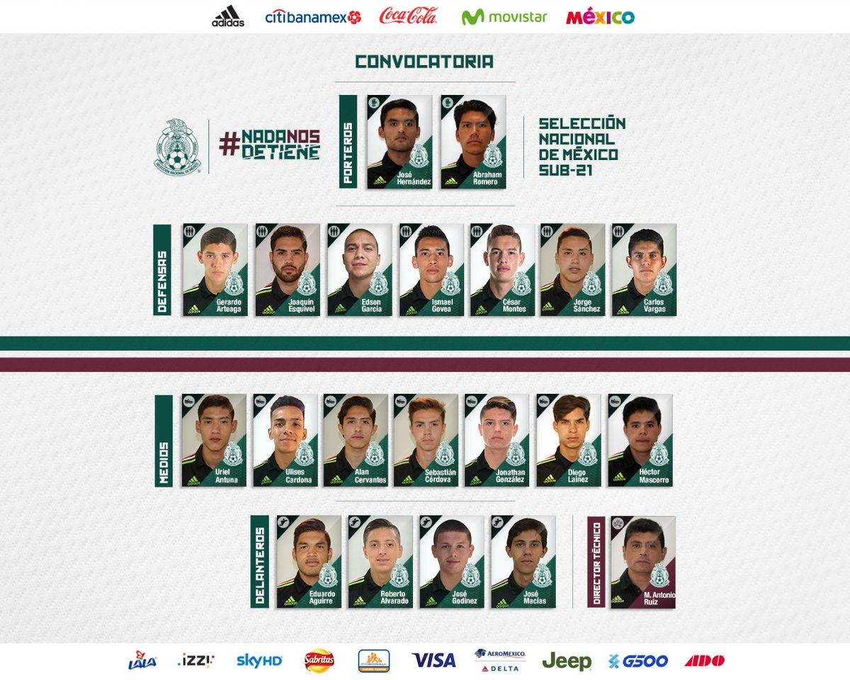 México U21