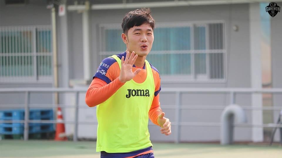 Gangwon Lương Xuân Trường