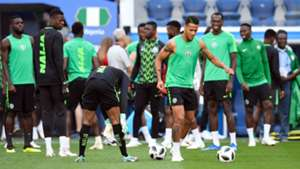 Nigeria players in good shape for Seychelles clash