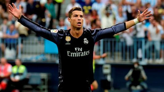 Cristiano Ronaldo Malaga Real Madrid LaLiga 21052017