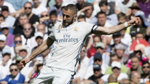 Karim Benzema Real Madrid Atletico Madrid La Liga