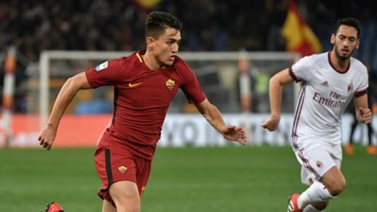 Cengiz Under Roma AC Milan