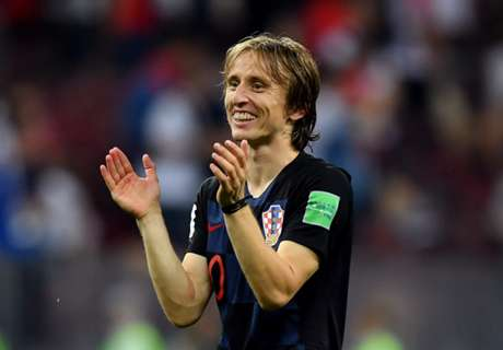 Modric makes playing at a World Cup look simple - Kaka