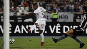 Fluminense x Botafogo Brasileirão Estadio Nilton Santos 04 11 17