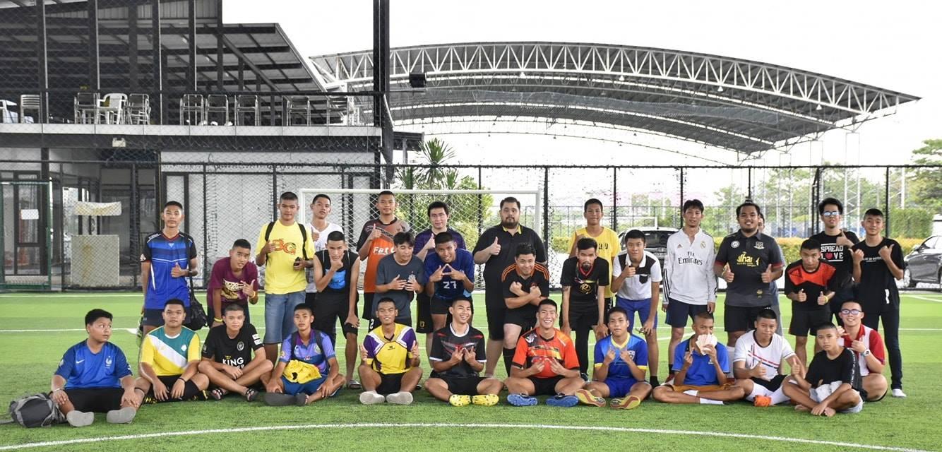 ผลการค้นหารูปภาพสำหรับ โปรไฟล์ทีม โอตะ ฟีฟ่า ลีก : เซนต์ อาร์มี เอฟซี (Saint Army FC)