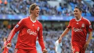 Fernando Torres FC Liverpool 2008