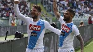 Mertens Insigne Torino Napoli Serie A