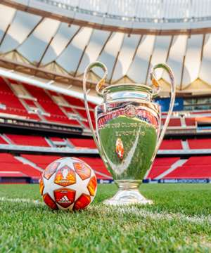 Official ball Champions League Final 2019