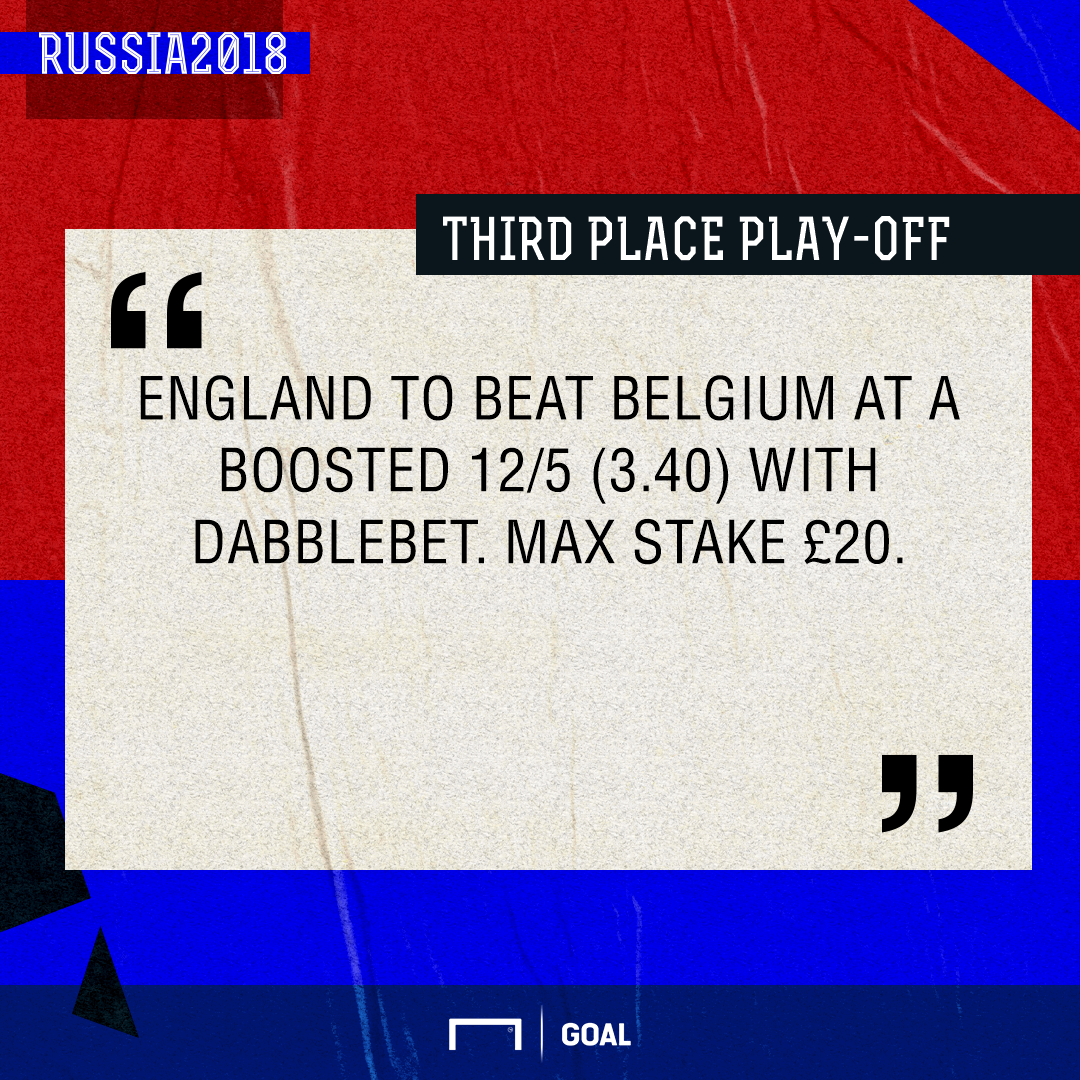 England boost third place graphic