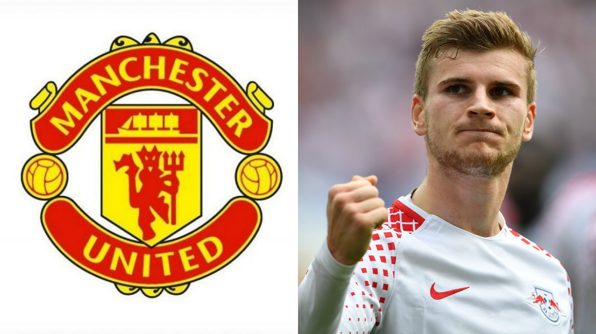 RB Leipzig striker Timo Werner admits he 'dreams' of Manchester United move