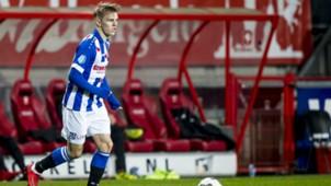 Martin Odegaard, sc Heerenveen, Eredivisie 11182017