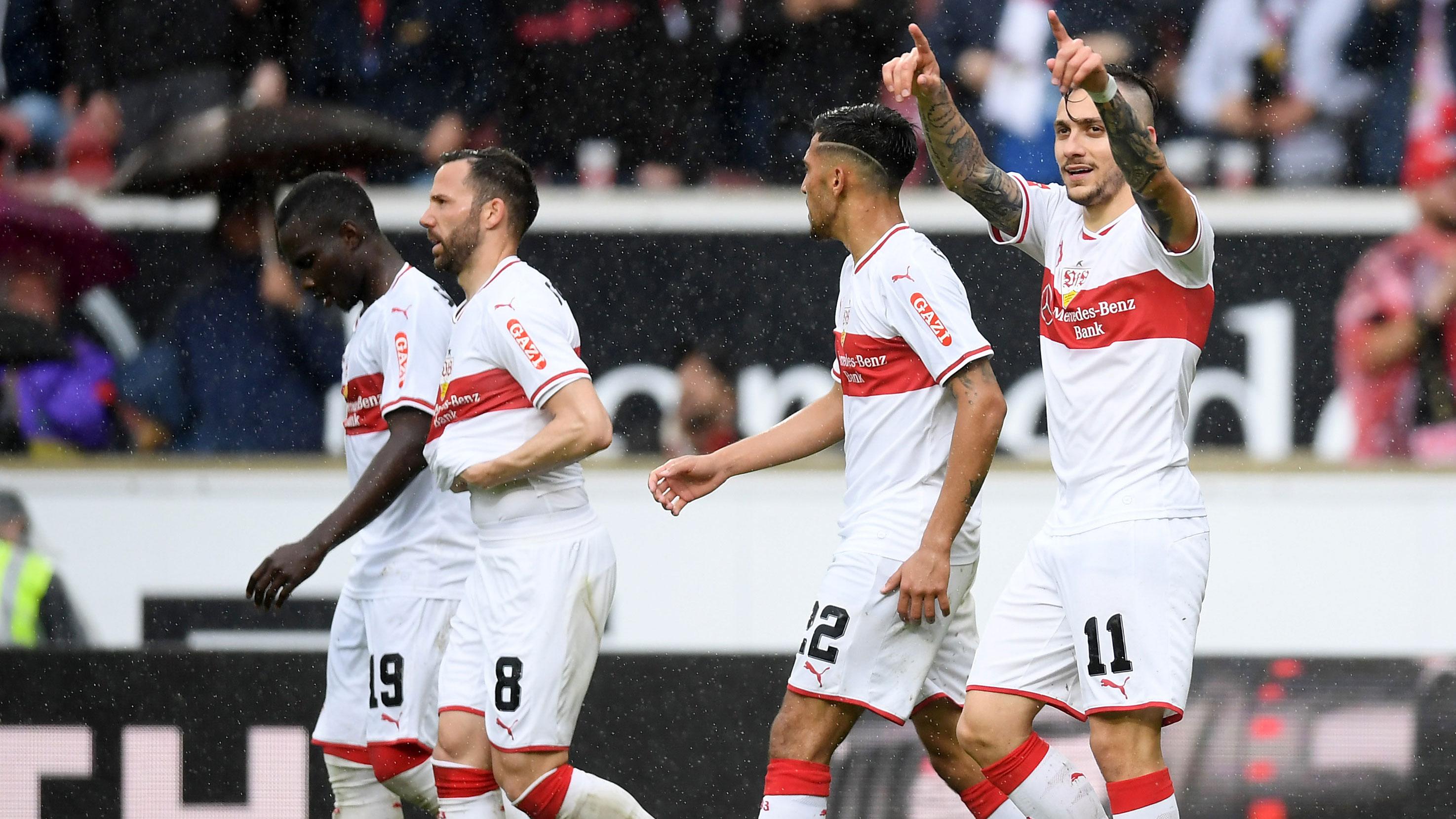 VfB Stuttgart Anastsios Donis