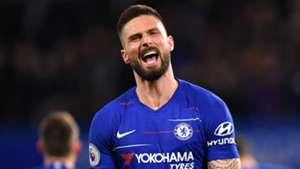 Olivier Giroud Chelsea 2018-19
