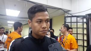 Jafri Firdaus Chew, Malaysia U22, SEA Games, 23082017