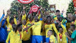 Mamelodi Sundowns champions, May 2019