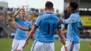 Jack Harrison Rodney Wallace New York City FC