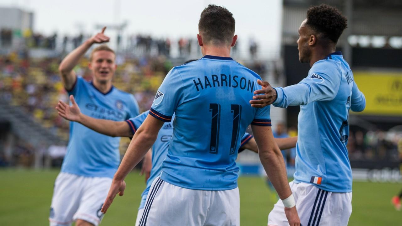 Jack Harrison Rodney Wallace New York City FC