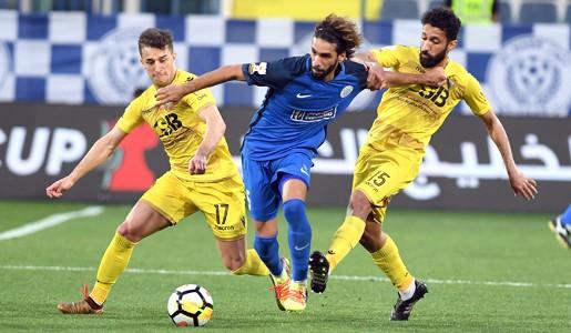 Al Nasr vs Al Wasl Arabian Gulf Cup