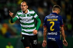 Bas Dost Sporting CP vs Chaves 11-11-18