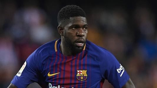 Samuel Umtiti Verlängerung Beim Fc Barcelona Aufgeschoben Goalcom