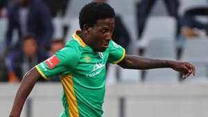 Siphelele Ntshangase of Baroka FC